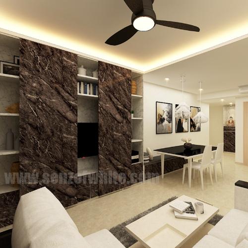 Senz of white interior design consultancy singapore for Interior design consultancy singapore